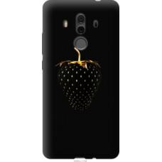 Чехол на Huawei Mate 10 Pro Черная клубника (3585u-1138)
