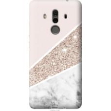 Чехол на Huawei Mate 10 Pro Пастельный мрамор (4342u-1138)