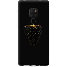 Чехол на Huawei Mate 20 Черная клубника (3585u-1578)