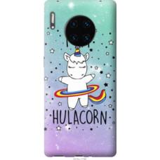 Чехол на Huawei Mate 30 Pro I'm hulacorn (3976u-1796)