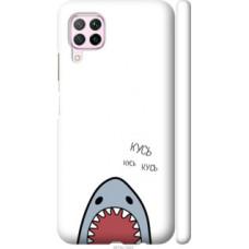 Чехол на Huawei Nova 6SE Акула (4870c-1823)
