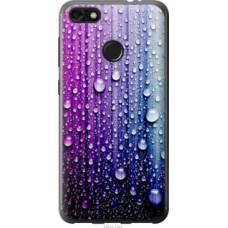 Чехол на Huawei Nova Lite 2017 Капли воды (3351u-1400)