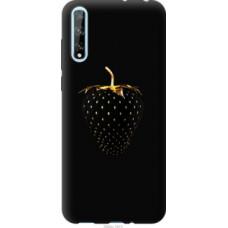 Чехол на Huawei P Smart S Черная клубника (3585u-1813)