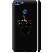 Чехол на Huawei P Smart Черная клубника (3585c-1346)