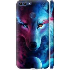 Чехол на Huawei P Smart Арт-волк (3999c-1346)