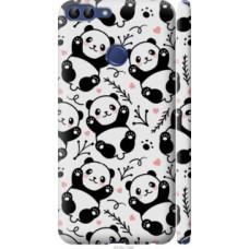 Чехол на Huawei P Smart Панды (4318c-1346)