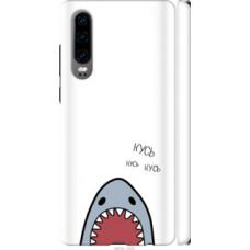 Чехол на Huawei P30 Акула (4870c-1622)