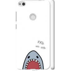 Чехол на Huawei P8 Lite (2017) Акула (4870c-777)