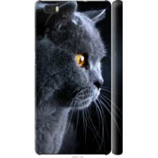 Чехол на Huawei Ascend P8 Lite Красивый кот (3038c-126)