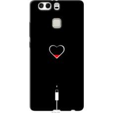 Чехол на Huawei P9 Plus Подзарядка сердца (4274u-300)