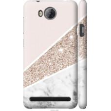Чехол на Huawei Y3II / Y3 2 Пастельный мрамор (4342c-495)