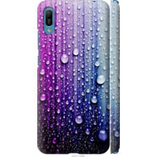 Чехол на Huawei Y6 2019 Капли воды (3351c-1666)