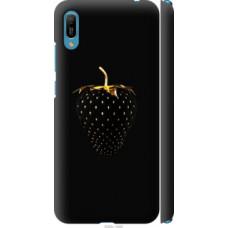 Чехол на Huawei Y6 2019 Черная клубника (3585c-1666)