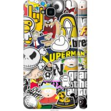 Чехол на Huawei Enjoy 5 Popular logos (4023c-475)