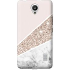 Чехол на Huawei Y635 Пастельный мрамор (4342u-487)