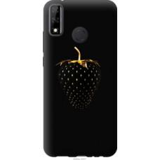 Чехол на Huawei Y8s Черная клубника (3585u-2027)