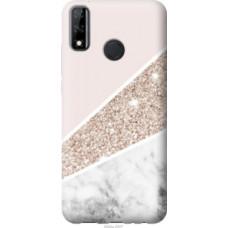 Чехол на Huawei Y8s Пастельный мрамор (4342u-2027)