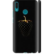 Чехол на Huawei Y9 2019 Черная клубника (3585c-1602)