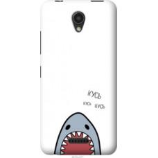 Чехол на Lenovo A Plus / A1010 Акула (4870u-677)