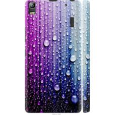 Чехол на Lenovo K3 Note K50-T5 Капли воды (3351c-141)