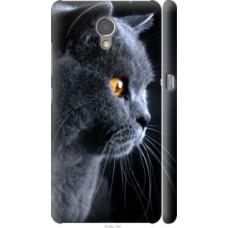 Чехол на Lenovo Vibe P2 Красивый кот (3038c-792)