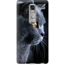 Чехол на LG Zero Красивый кот (3038u-476)
