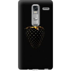 Чехол на LG Zero Черная клубника (3585u-476)