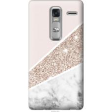 Чехол на LG Zero Пастельный мрамор (4342u-476)