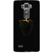 Чехол на LG G Flex2 Черная клубника (3585u-287)