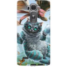 Чехол на LG G Flex2 Чеширский кот 2 (3993u-287)