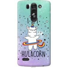 Чехол на LG G4 Stylus H540 I'm hulacorn (3976u-242)