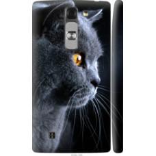 Чехол на LG G4c H522y Красивый кот (3038c-389)