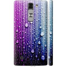 Чехол на LG G4c H522y Капли воды (3351c-389)