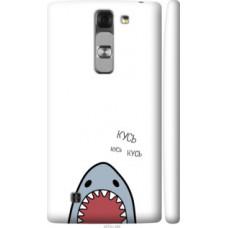 Чехол на LG G4c H522y Акула (4870c-389)