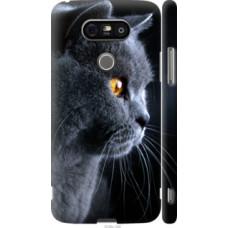 Чехол на LG G5 H860 Красивый кот (3038c-348)