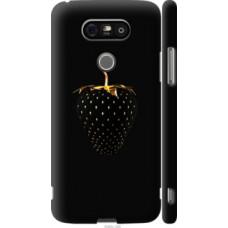 Чехол на LG G5 H860 Черная клубника (3585c-348)