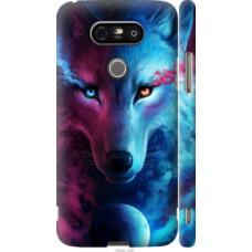 Чехол на LG G5 H860 Арт-волк (3999c-348)