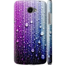 Чехол на LG K5 X220 Капли воды (3351c-457)