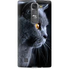 Чехол на Magna H502F Красивый кот (3038u-243)