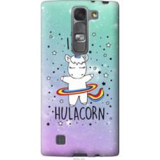 Чехол на Magna H502F I'm hulacorn (3976u-243)
