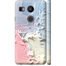 Чехол на LG Nexus 5X H791 Пастель (3981c-150)