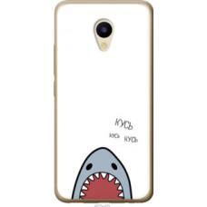 Чехол на Meizu M5 Акула (4870u-420)