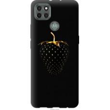 Чехол на Motorola G9 Power Черная клубника (3585u-2229)