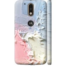 Чехол на Motorola MOTO G4 PLUS Пастель (3981c-953)