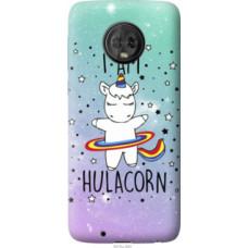 Чехол на Motorola Moto G6 I'm hulacorn (3976u-982)