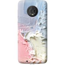 Чехол на Motorola Moto G6 Пастель (3981u-982)