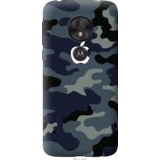 Чехол на Motorola Moto G7 Play Камуфляж 1 (4897u-1656)