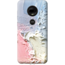 Чехол на Motorola Moto G7 Пастель (3981u-1614)
