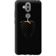 Чехол на Nokia 7.1 Plus Черная клубника (3585u-1606)