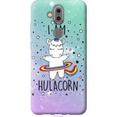 Чехол на Nokia 7.1 Plus I'm hulacorn (3976u-1606)